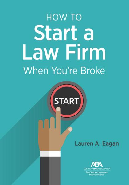 How to start a law firm when you're broke