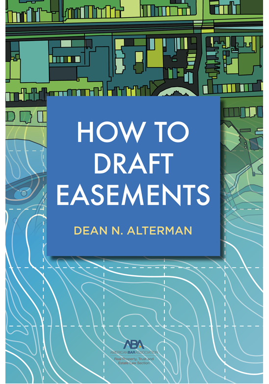 How to Draft Easements