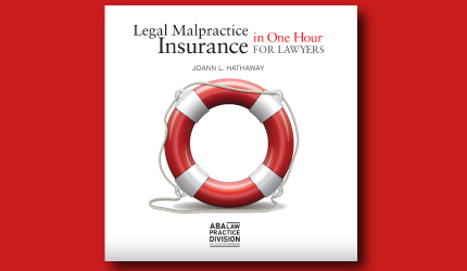 Legal Malpractice Insurance for Lawyers