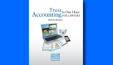 Trust Accounting for Lawyers
