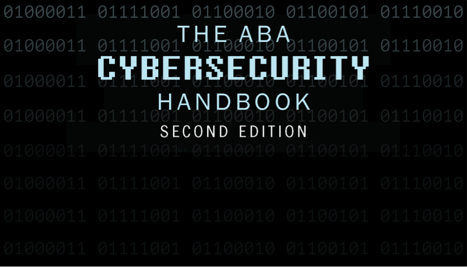 Pre order the second edition of the Cybersecurity Handbook.