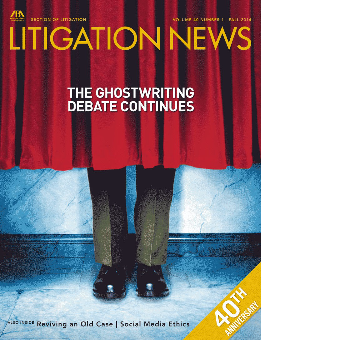 Litigation News - Fall 2014
