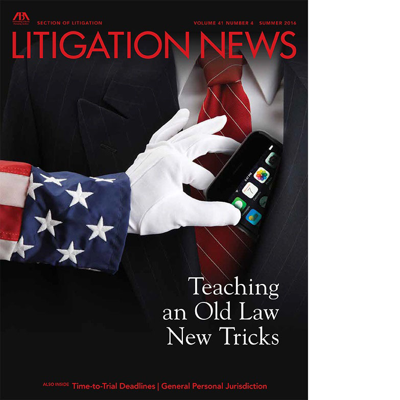 Litigation News Summer 2016
