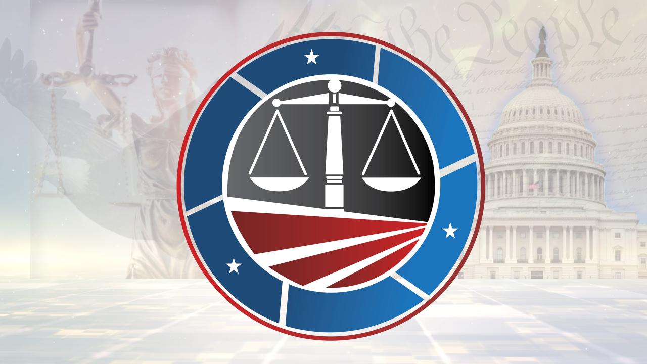2021 Law Day theme logo