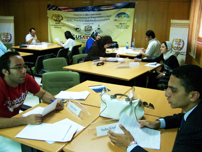 Fifty young lawyers and recent law graduates attended the continuing legal education trainings.