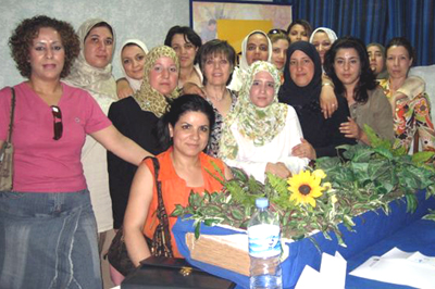 Training Sessions for Women Legal Professionals in Lebanon and Algeria