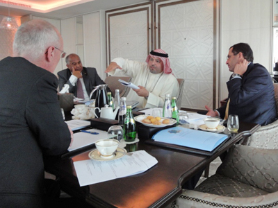 The March roundtable ABA ROLI and ACJLS convened in Bahrain brought together regional and international judicial experts to discuss the pending judicial monitoring framework.