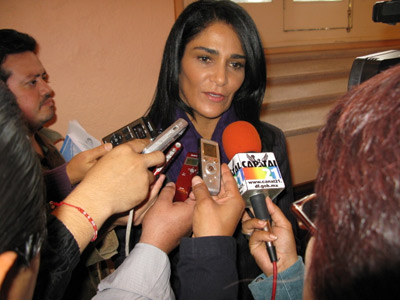 Investigative journalist and anti-human trafficking activist Lydia Cacho comments on the report.