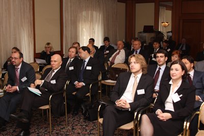 A November 2009 conference addressed current legislative and ethical limits for Russian advocates practicing commercial law.