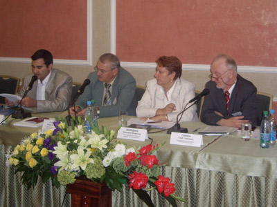 The professional ethics conference attracted more than 100 participants