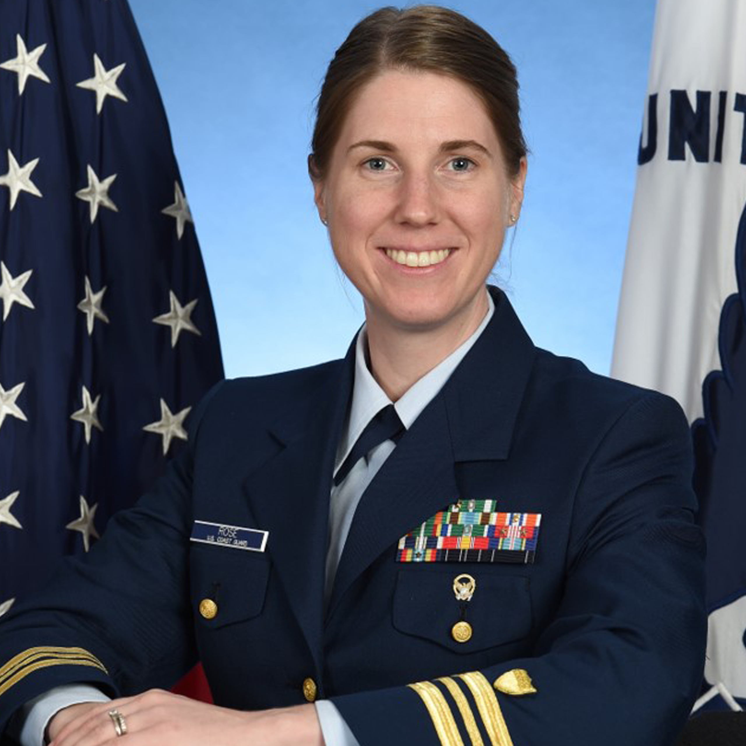 LT Commander Emily A. Rose