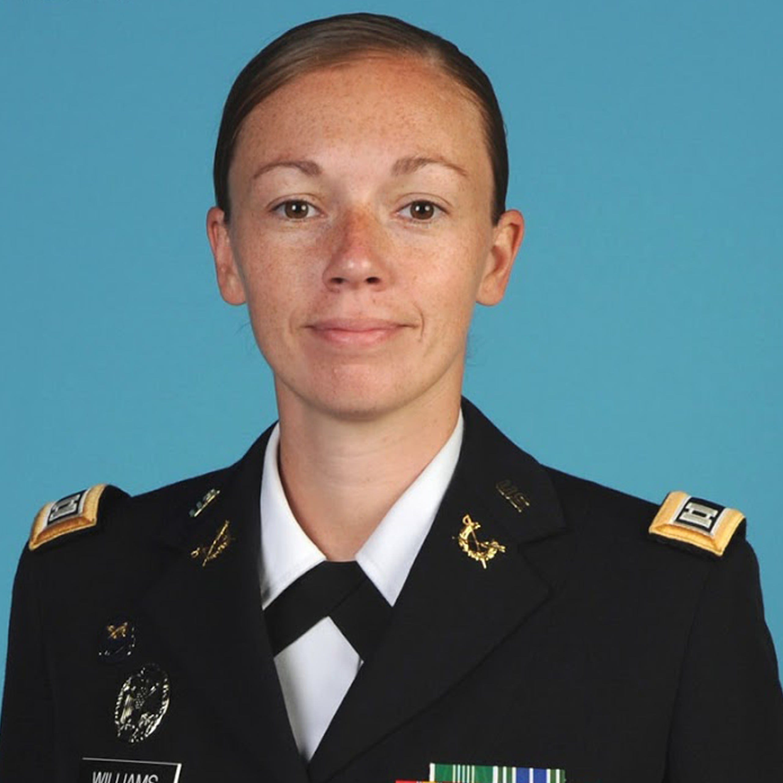 CPT Amanda Williams